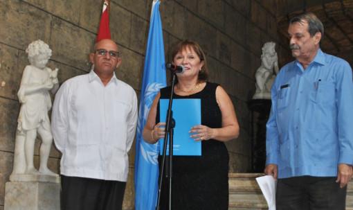 Cuba 73 Aniv