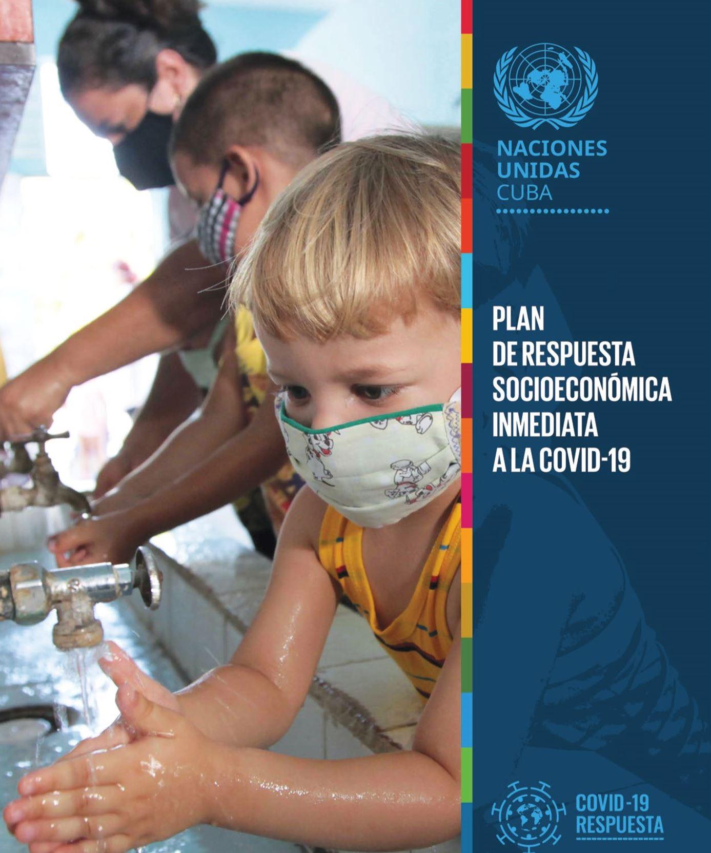 Plan de Respuesta Socioeconómica Inmediata de ONU Cuba a la COVID 19