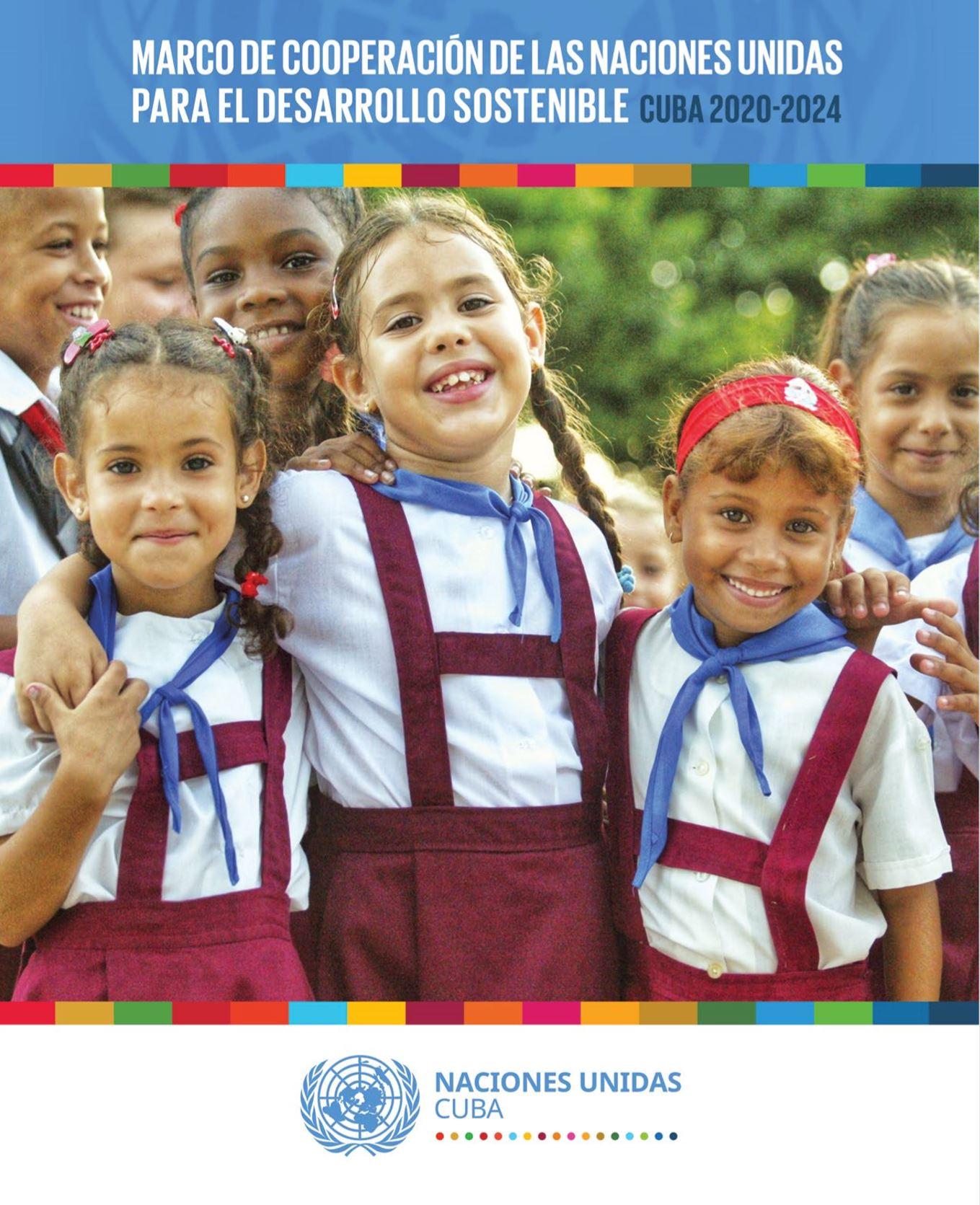 Marco de Cooperación del SNU en Cuba 2020-2024