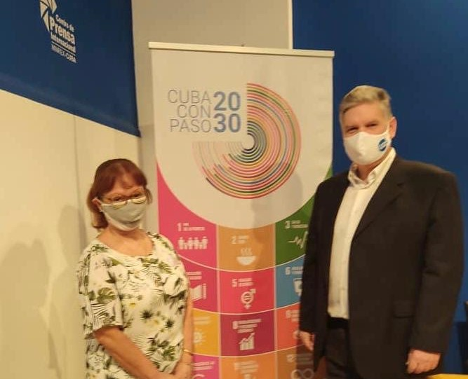 Con paso 2030, un camino acompañado por ONU Cuba