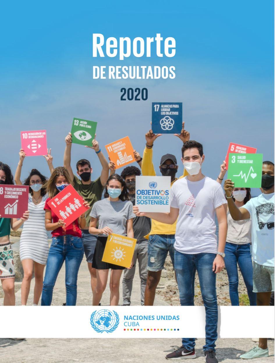 ONU Cuba: Reporte de Resultados 2020