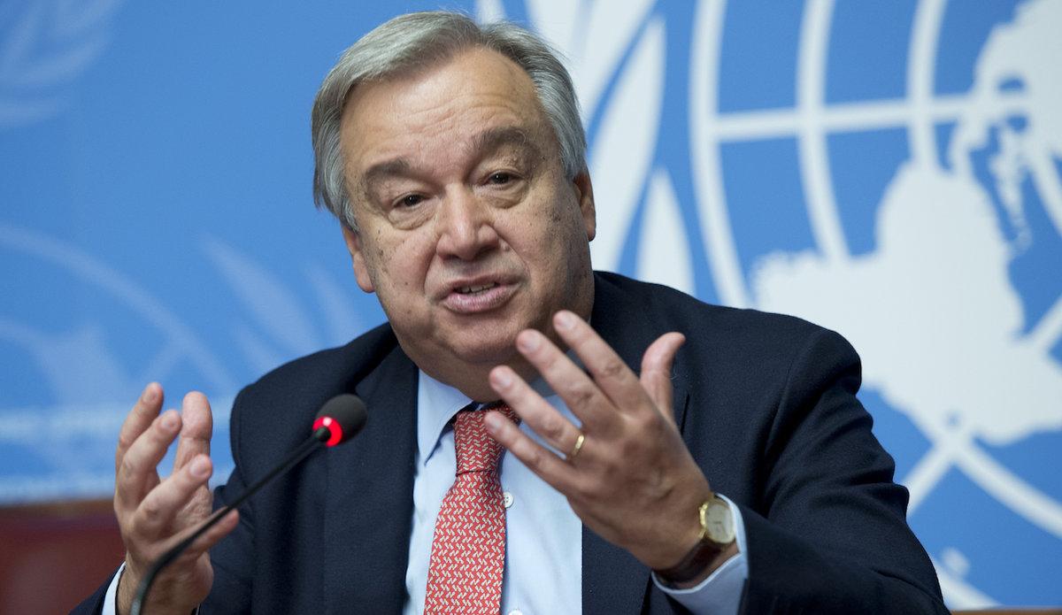 """""""Las Naciones Unidas defienden la dignidad y los derechos de todos los seres humanos"""""""