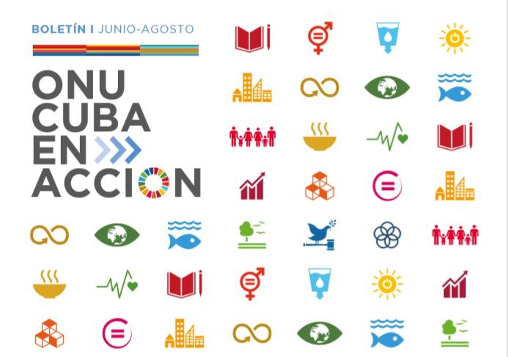 Otro canal para que conozcas de nosotros, ONU CUBA EN ACCIÓN