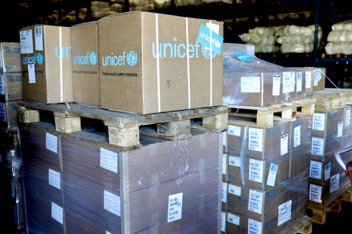 Canadá y Unicef donan medicamentos